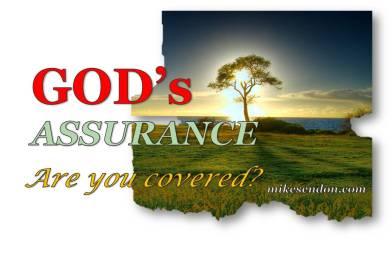 God assurance