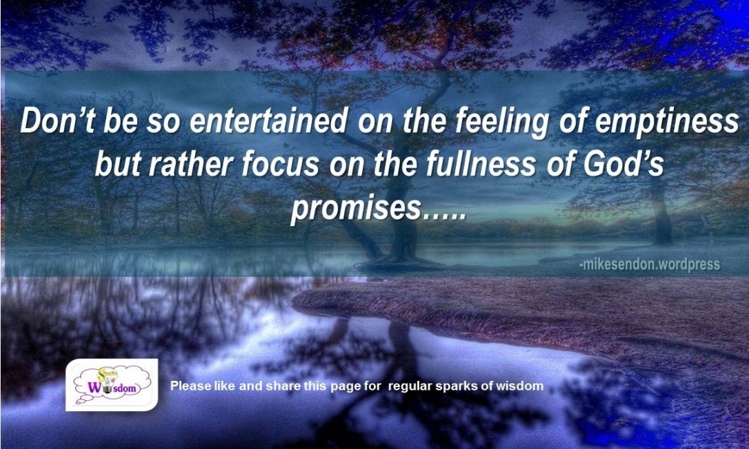 Focus on Fullness